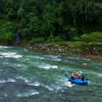 Whitewater Raft The Savegre River